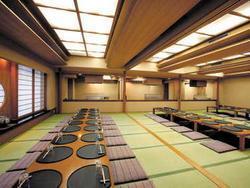 3階・宴席フロア (お座敷個室・大広間・最大54名様まで)