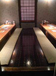26名様までお入り頂ける宴会個室です