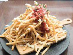 東京厨房名物!! 山盛りポテトフライ