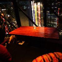 渋谷が見下ろせるデザイナーズ空間。