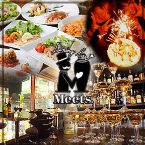 夜景×貸切Dining MEETS 新宿店の画像