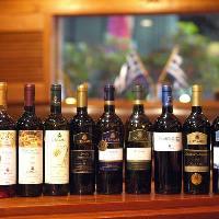 ギリシャワインやカクテルなど… 飲み放題でも種類が豊富♪