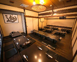 【2階】個室 お座敷席 最大50名様まで