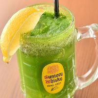 ぜひ飲んでみて!西船橋名産の小松菜を使った爽やかなハイボール