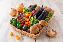 契約農家から届く東北野菜