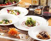 スパイスがきいたケイジャン料理など、珍しいお料理もご用意!!