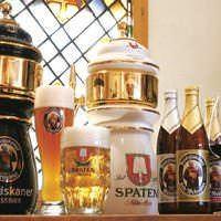 ドイツ直送の樽生ビール・ワイン &シュナップス・リカー。