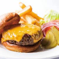 ベンジャミンバーガー・28日以上熟成肉のみ使用/一日10食限定