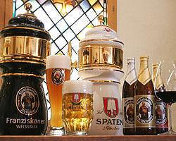 4種類の生ビール、焼酎、カクテル、ソフトドリンクが飲み放題