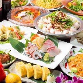 もつ鍋食べ放題×隠れ家個室ダイニング 香り屋 新宿の画像2
