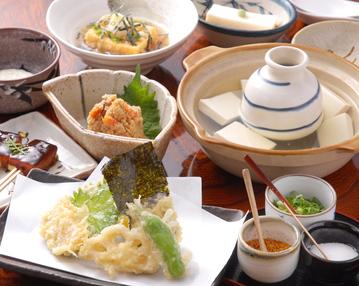 豆腐料理 深山