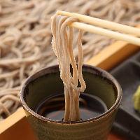 【絶品料理】 山形蕎麦や串焼きなど鮮魚以外にも絶品料理が多数