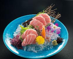 ◆天然マグロ◆ 三崎漁港直送!鮮度抜群の天然マグロを堪能