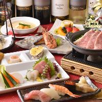 ◆各種ご宴会に◆ 歓送迎会・ご宴会に最適なコース2,980円~