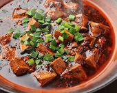 HOIを代表する本場の四川麻婆豆腐!!是非ご賞味ください。