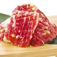 牛角のお肉の美味しさの秘密はお肉にひと手間加えること!
