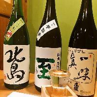 季節で変わるおすすめ日本酒