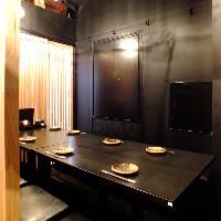 5~8名様の扉付きの完全個室もあります!ご予約はお早めに!