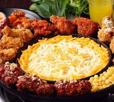 【韓友家1番人気】 2種類の味付けが決めて!チーズタッカルビ◎