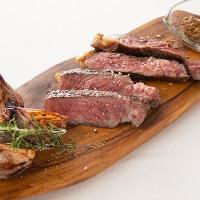 """広島の誇るブランド和牛""""峠下牛""""のステーキは必食の価値あり"""