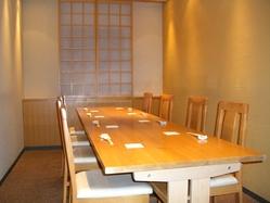 テーブル個室(6名様~10名様)