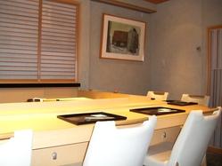 カウンター個室(4名様~6名様)