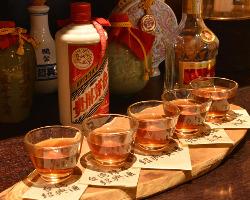 熟成されてまろやかな味わいの5年物の甕出し紹興酒をどうぞ♪