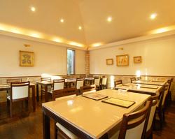 広いゆったり空間がお客様をお待ちしております。