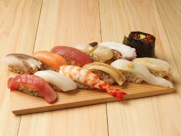 大塚 魚寿司 大塚のれん街の画像