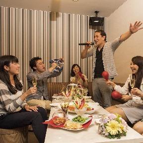 オリエンタルホテル東京ベイ カラオケルーム フェスタ