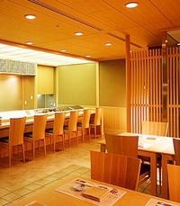 ■すしコーナー 江戸前寿司カウンター