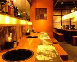 【宴会】ゆっくりお食事やデート・女子会・ 飲み会などで大人気