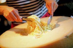 大人気!チーズ・チーズ・チーズスパゲッティ!