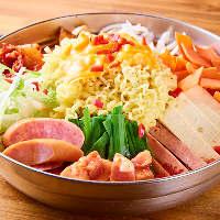 【ハンサランサラダ】オリジナルソースが決め手!