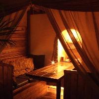 ■魅惑の4名用カーテン半個室は2部屋ご用意!