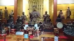 羅漢寺本堂です。とても貴重な物がたくさん見れます。