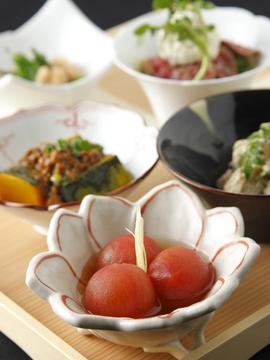 菜な 渋谷 マークシティ店の画像