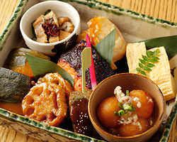 [おばんざい] 京都のやさしい和食を日替わりでご提供いたします
