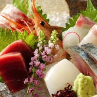 """""""目利き鉢""""とれたて 旬の魚5種をお気軽に。"""