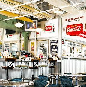 LONG BOARD CAFE CALIFORNIA DRIVE IN アクアシティお台場店の画像