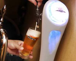 【五感で味わう】 -2℃の氷点下ビール「エクストラコールド!」