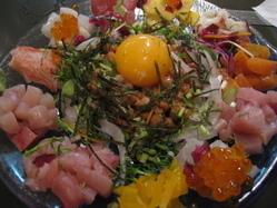 海鮮納豆 (ばくだん)