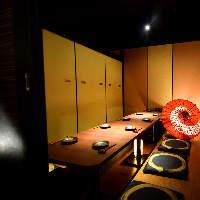 和情緒漂う隠れ家空間で宴会なら神輿へ♪全席個室が自慢です!