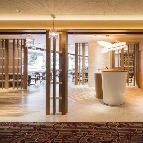 シェラトン・グランデ・トーキョーベイ・ホテル ガレリアカフェ