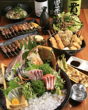 鮮魚刺身と朝採り野菜 すず家 自由が丘店の画像2
