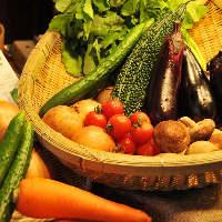 ◆朝採り野菜! 神奈川県産山田農園の野菜を使用しております