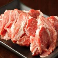 北海道直送の自慢の生ラム肉です!!