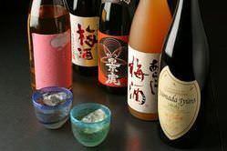 ◆厳選梅酒&果実酒♪豊富にご用意いたしました(>u<)◆