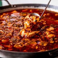 本格四川麻姿豆腐は山椒をかけてさらに辛くおいしくも!