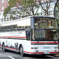 成田空港より無料シャトルバス運行しております
